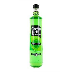 Cactus Jack's Apple Sourz 70CL