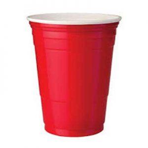 Plastic Cups x5